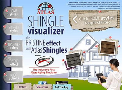 Shingle Visualizer