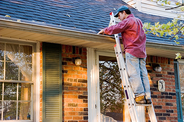 5 Safety Tips For Effective Gutter Cleaning Roofworks Inc