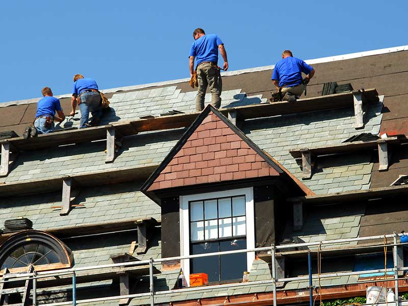 Roofing Contractors Fairfax VA