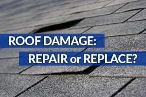 Roof Damage: Repair or Replace?
