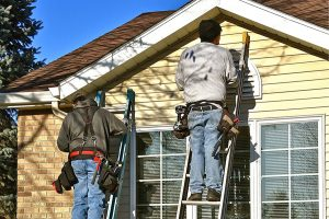 Emergency Siding Repair