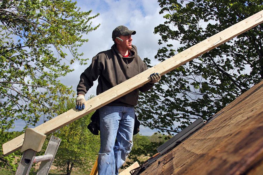 House Roof Repair