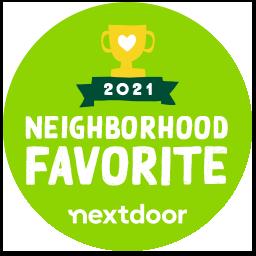 2021 Nextdoor Neighborhood Favorite